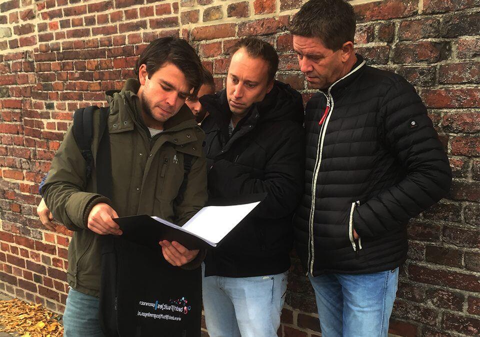 Kolonisten GPS Groningen
