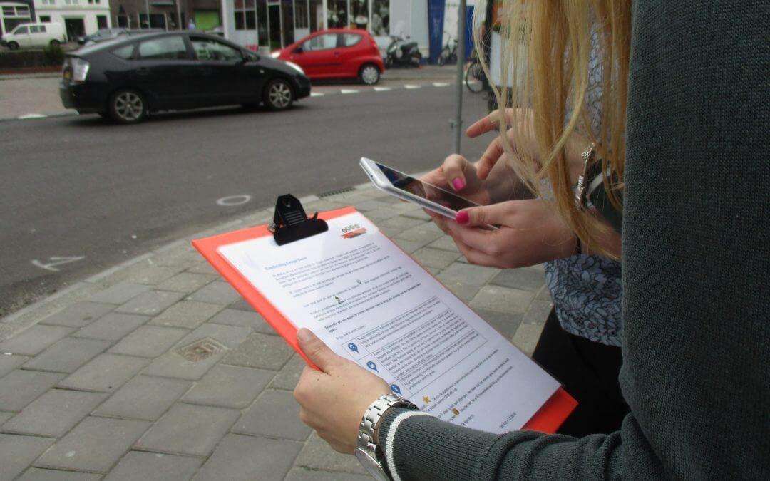 Hunted GPS Groningen