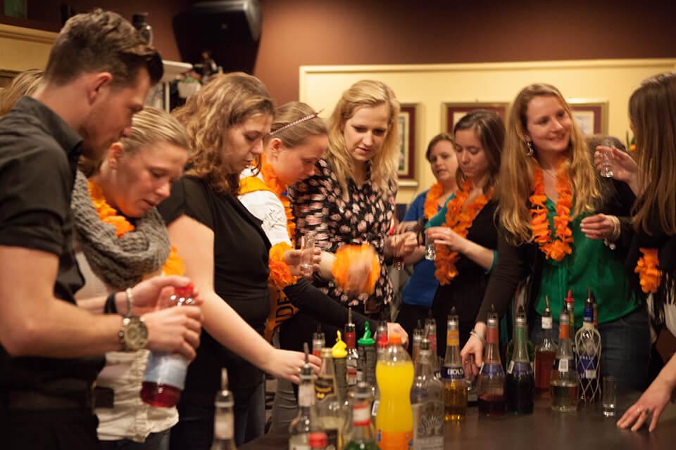 Cocktailworkshop Groningen