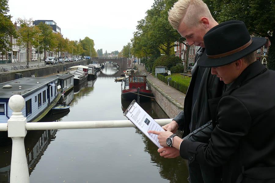 Groninger Puzzeltocht Groningen